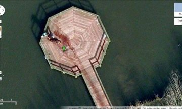 """52.376552,5.198303"", las misteriosas coordenadas del Google Maps"