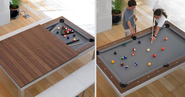 Mesa de comedor - pool