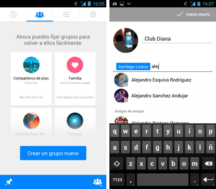 messenger-beta-4-grupos