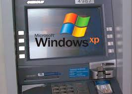 windows xp cajero