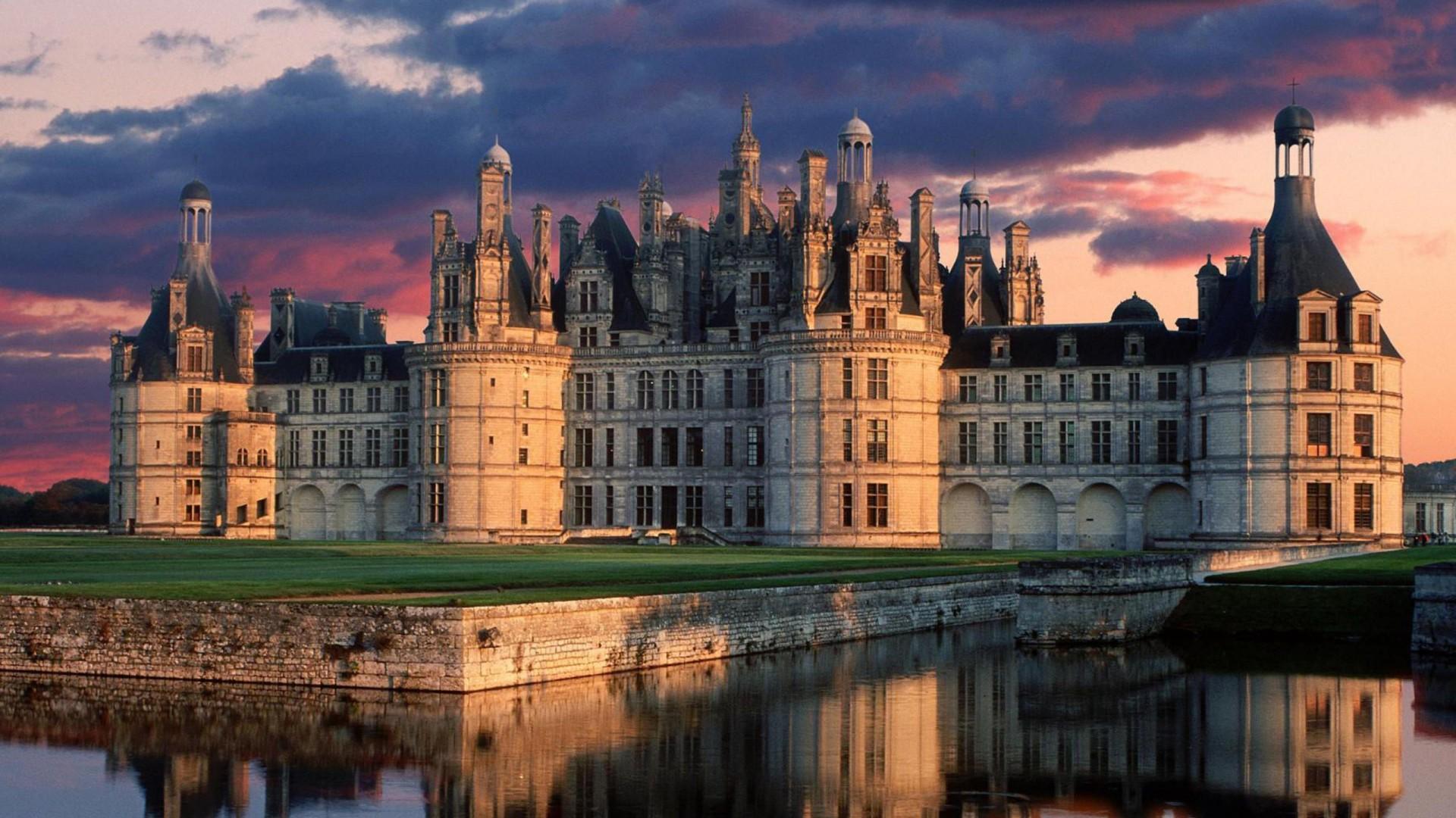 Chateau-de-Chambord-castillo