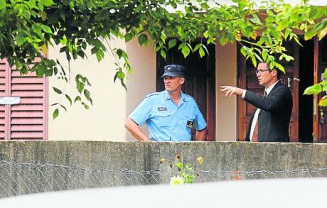asesinato jubilados Bialet masse