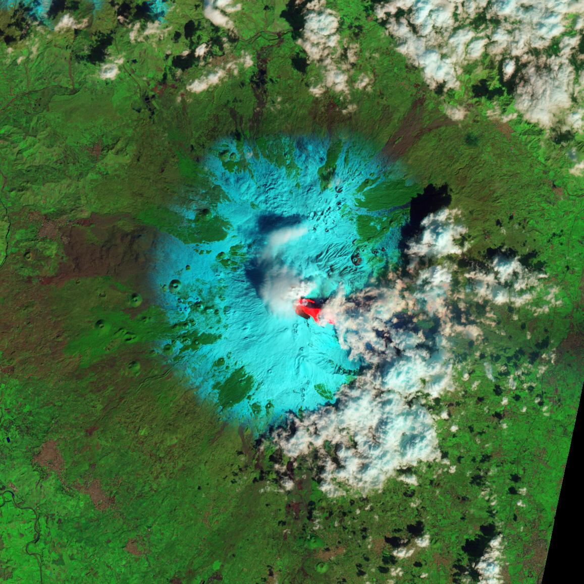 Volcán Etna - Italia