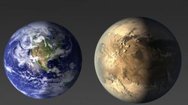 kepler planeta gemelo