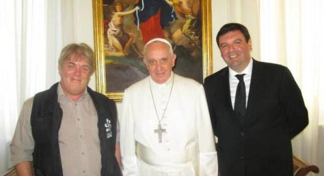 Papa con Lijo