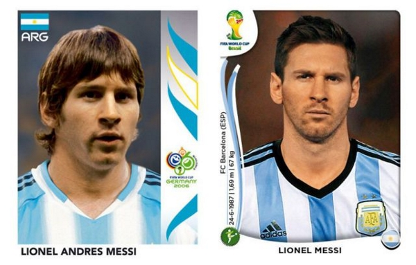 Lionel Messi ayd