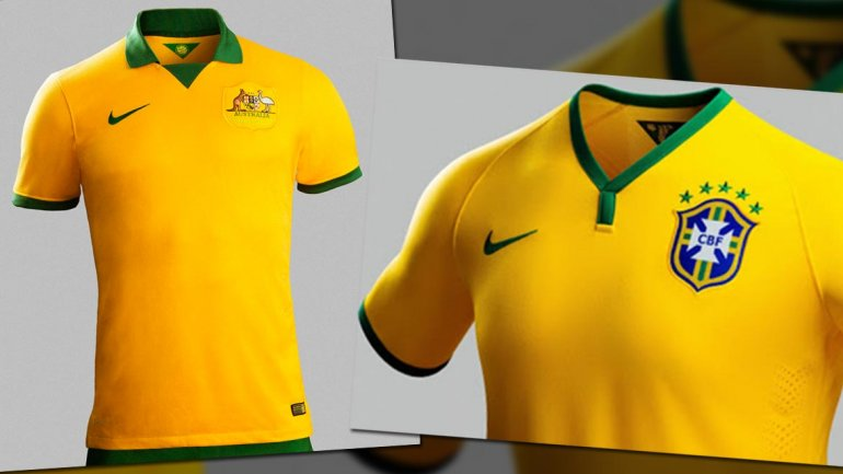 camiseta australia nike