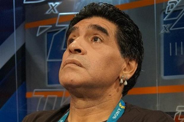 6630cf921 Diego Maradona: