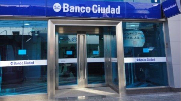 Banco ciudad
