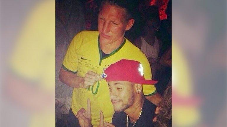 Bastian y Ney 2