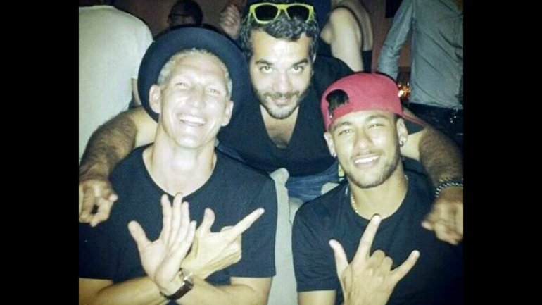Bastian y Ney