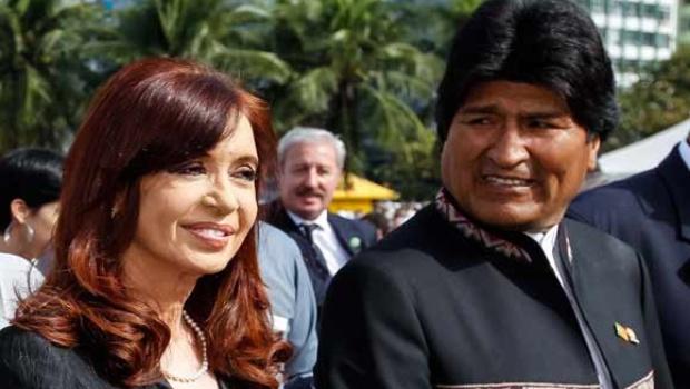 Evo-Morales-Cristina