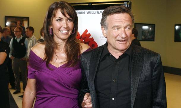 Robin y Susan