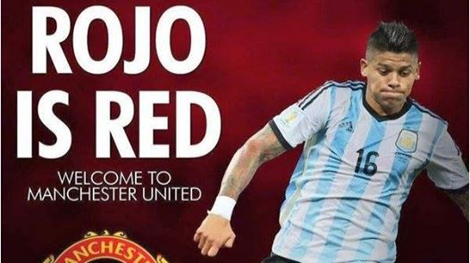 Rojo-Manchester-Unied
