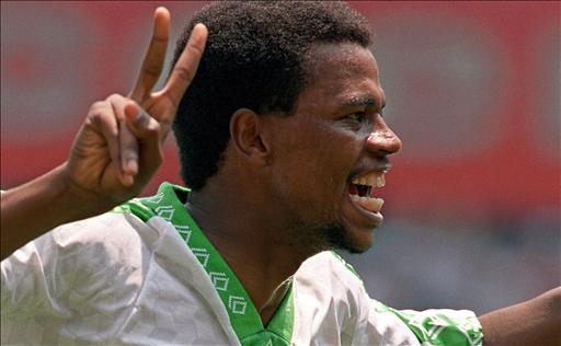 WORLD CUP-1994-BELGIUM-SAUDI ARABIA