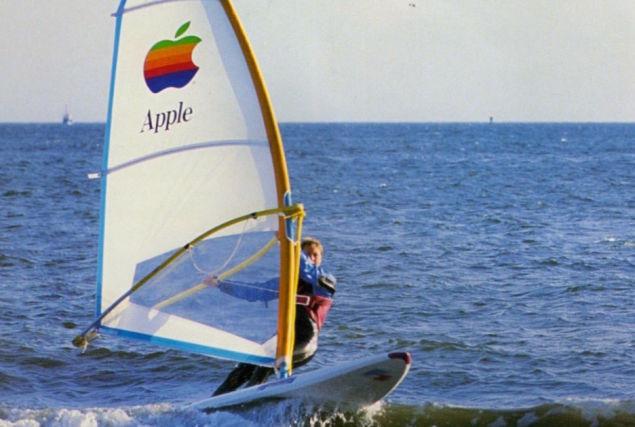 La iTabla de windsurf