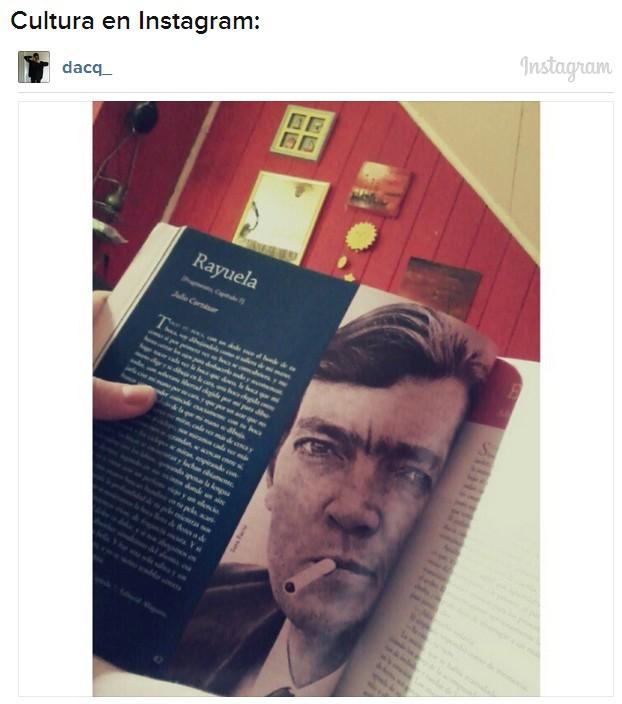 cultura en instagram