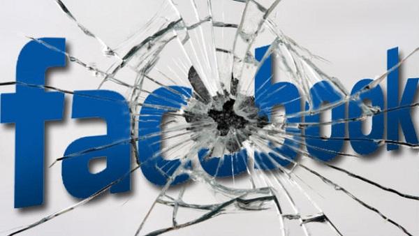facebook caído