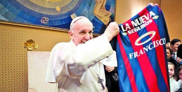 papa francisco san lorenzo