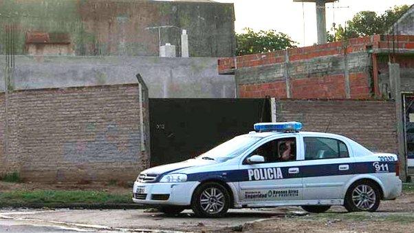 policia de zarate