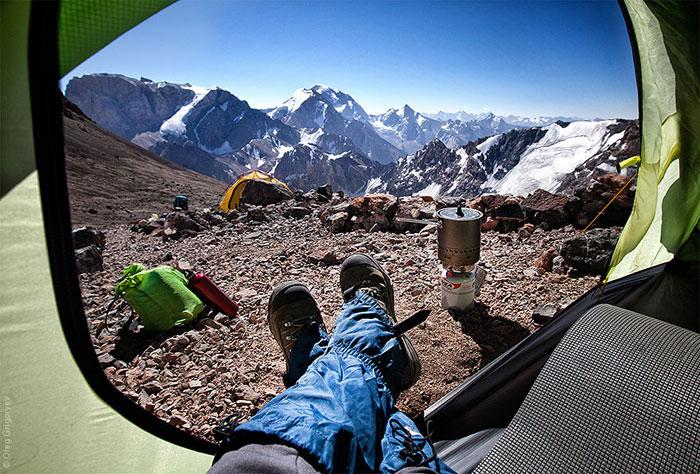 Chimtarga 4700 m de altitud