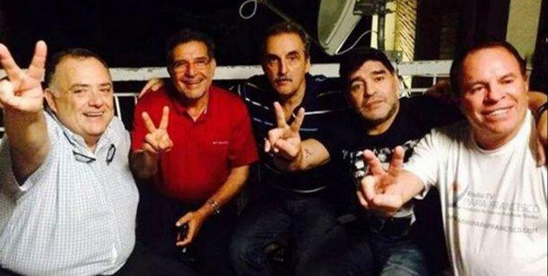Maradona moreno