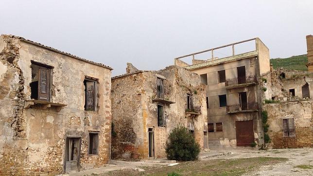 Poggioreale, Sicily, Italy
