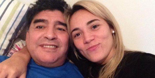 Oliva y Maradona
