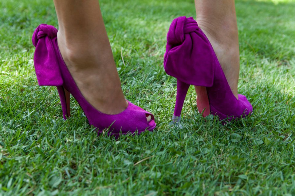 Zapatos Cesped