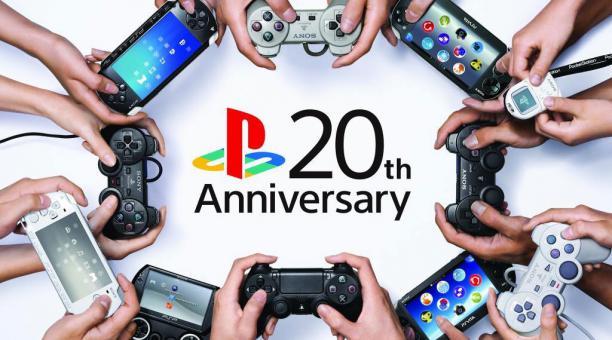 20 añoss play