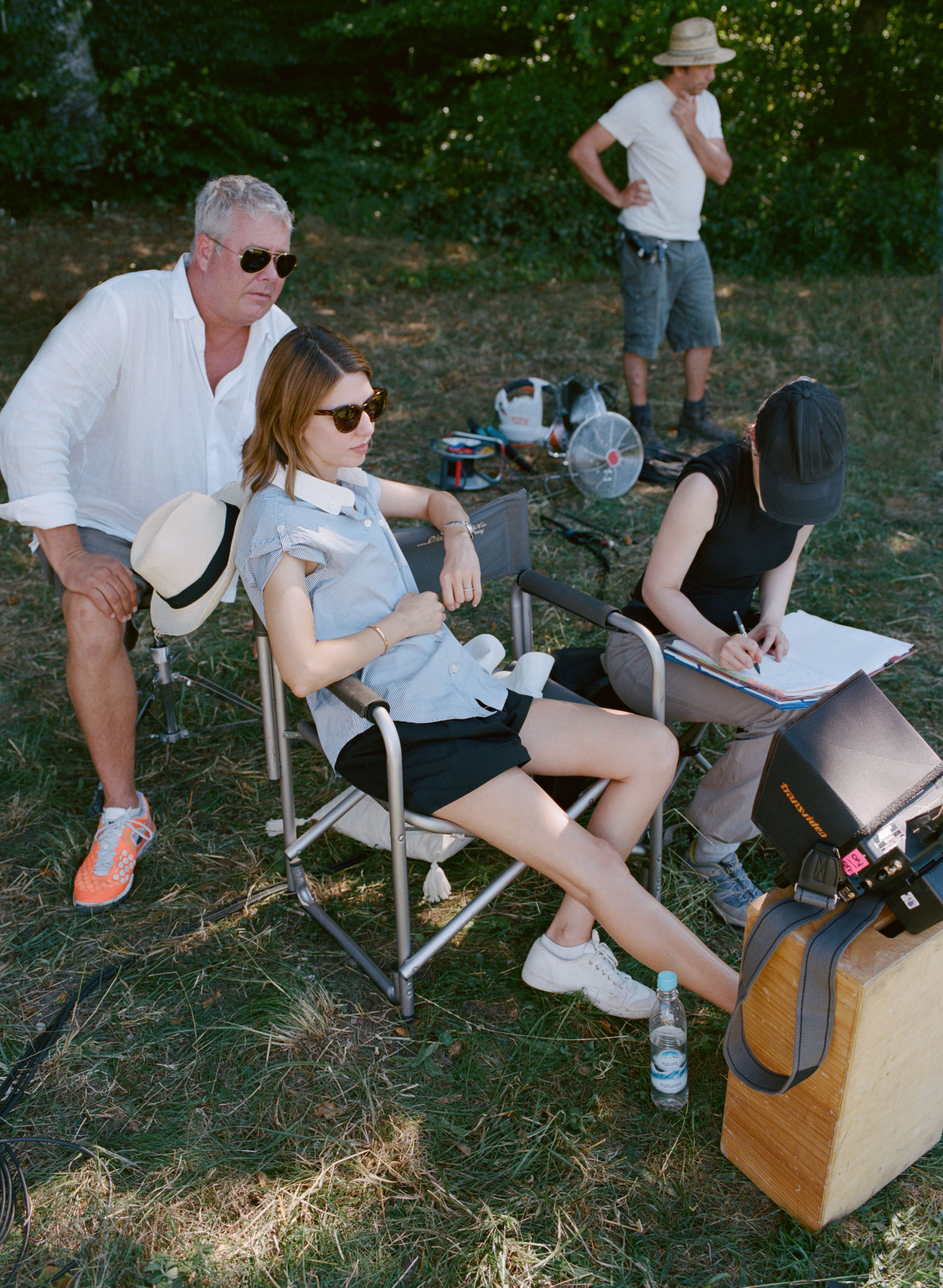 Backstage Sofia Coppola Marc Jacobs Dream II