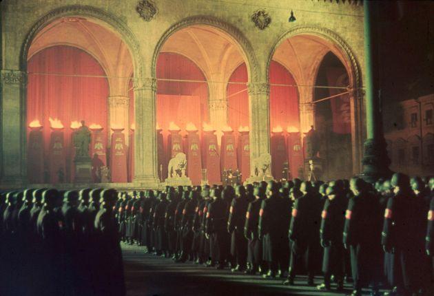 Juramento de soldados Nazis