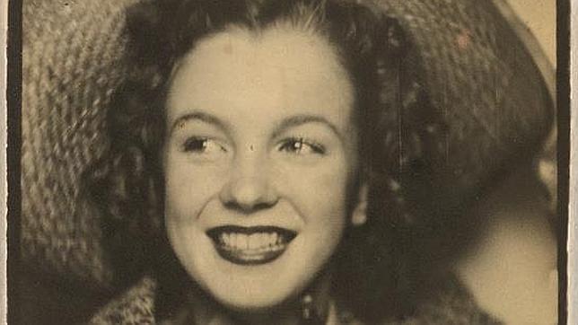 Selfie Marilyn Monroe
