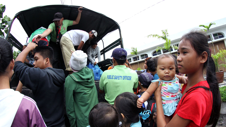 PHILIPPINES-WEATHER-STORM