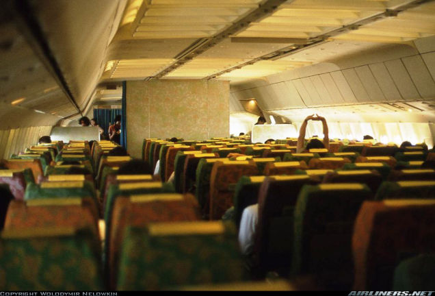 avion de los 70b