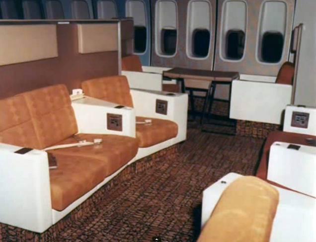 avion de los 70f