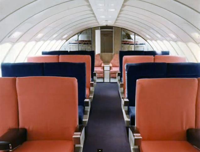 avion de los 70g