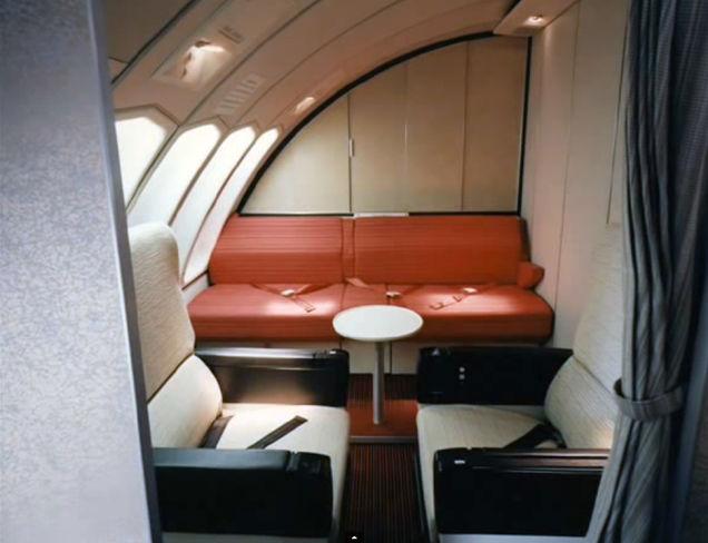 avion de los 70i