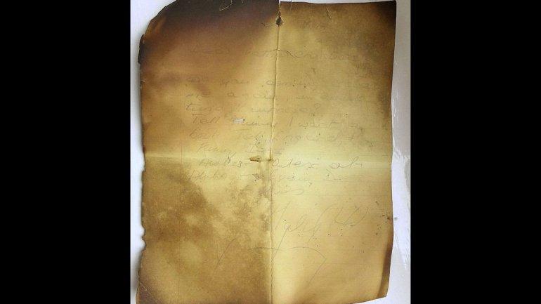 Carta a papa noel 1