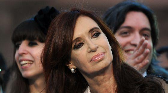Cristina-Florencia-Máximo-Kirchner