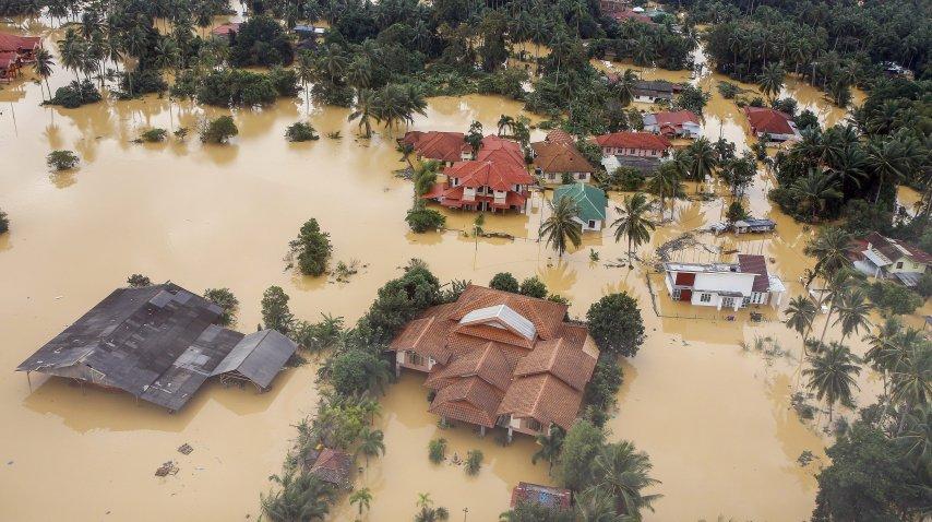 Inundacion en Malasia 2