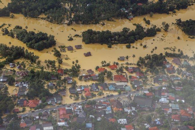 Inundacion en Malasia 4