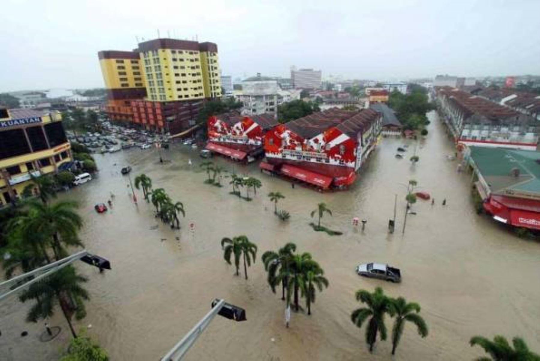 inundacion malasia