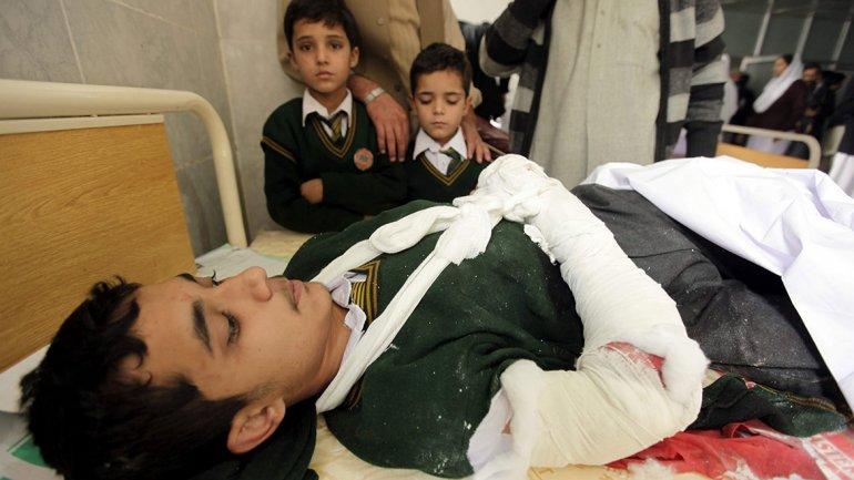 masacre pakistan