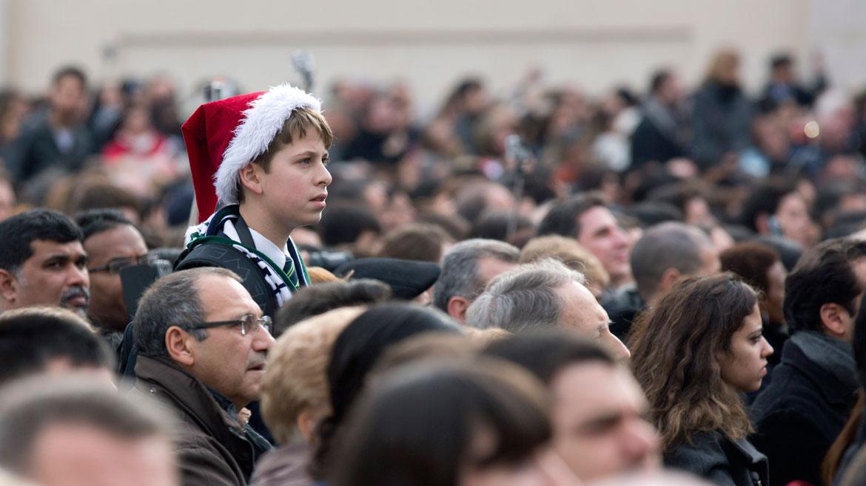 Misa de Navidad Vaticano 10