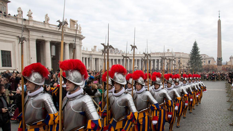 Misa de Navidad Vaticano 8