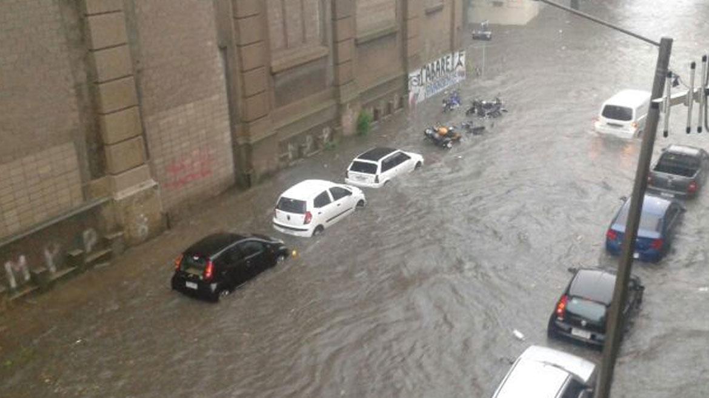 montevideo inundacion 1