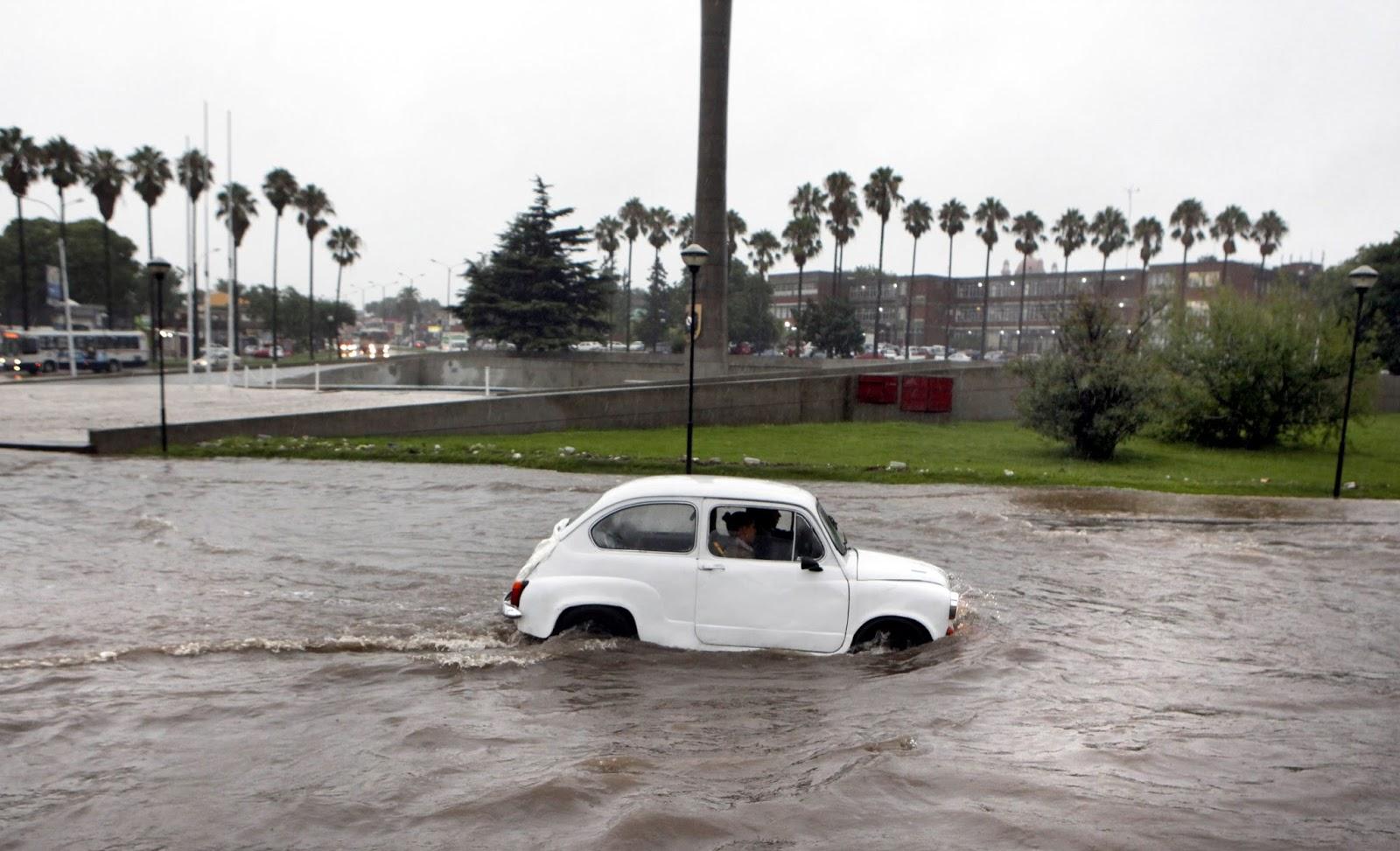 montevideo inundacion