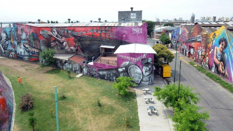 Mural Barracas 1