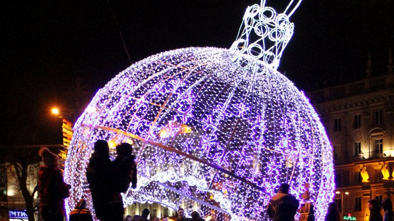 Navidad en Bielorrusia